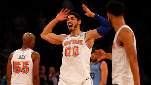Enes Kanter says he wants to retire as a Knick | Newsday