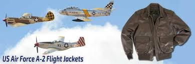 us air force a 2 leather flight jackets
