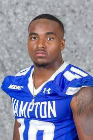 Aaron Edwards - Football - Hampton University Athletics