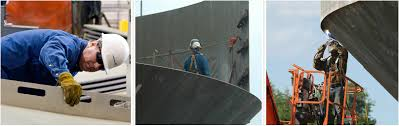 Custom Steel Fabrication - Landmark Structures