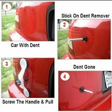 Pop out your car dent DIY!, Car Accessories on Carousell