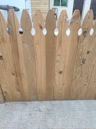 China Japanese Cedar Fence Wood Porducts Cryptomeria Japonica China Japanese Cedar Fence Dog Ear