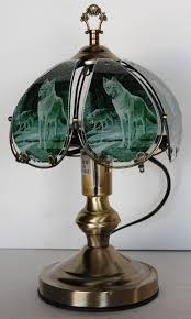 Abchomecollection Wolf Touch 14 Desk Lamp Wayfair