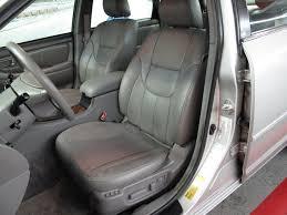 2001 toyota avalon xls wbucket seats