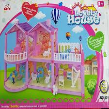 Mô Hình Nhà Búp Bê Cỡ Lớn Đồ Chơi Barbie Cho Bé, Giá tháng 10/2020