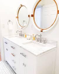 montara mirror with images bathroom