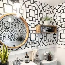 Tea House Trellis Allover Stencil By Cutting Edge Stencils Easy Diy Wall Decor With Stencils