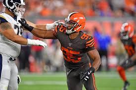 Myles Garrett wants defense to get back to being comfortable