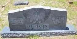 Ada Cox Purvis (1896-1959) - Find A Grave Memorial