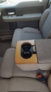 ford f150 center console arm rest