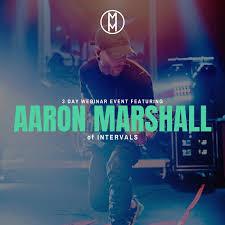 Aaron Marshall (of Intervals) – musicmentorsonline