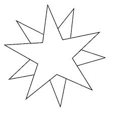 Figuras Siluetas Simples Sol Y Luna Buscar Con Google Dibujos
