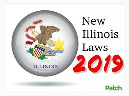 new illinois laws 2019 business