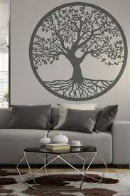 Tree Of Life Circle Of Life World Tree Branches Leaves Walltat Com Art Without Boundaries