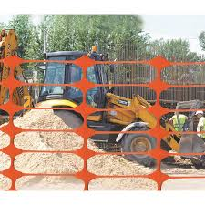 Tenax 4 Ft H X 100 Ft L Construction Hdpe Safety Fence In The Temporary Fencing Department At Lowes Com