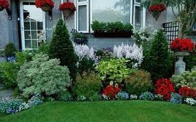 flower garden home and garden