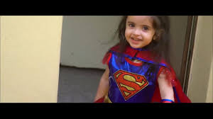 Supergirl Video Invitaciones Infantiles Virtuales Para Cumpleanos