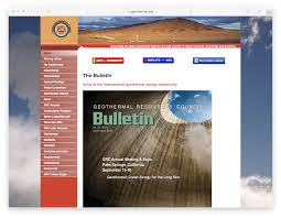 RFP - Geothermal Resources Council - Marketing Plan and Website ...