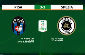 12a giornata Serie BKT - Pisa-Spezia - Lega B