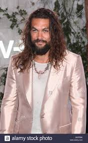 October 21, 2019, Westwood, CA, USA: LOS ANGELES - OCT 21: Jason Momoa at  the Apple TV