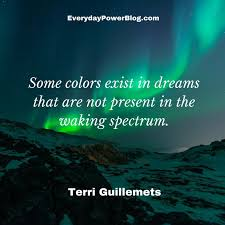 dream quotes on life love the future