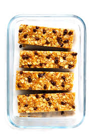 chewy peanut er granola bars