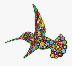 Hummingbird Window Decal Free Transparent Clipart Clipartkey