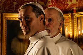 Is HBO's 'The New Pope' blasphemous?