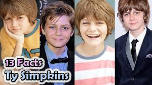 13 Amazing Facts About Ty Simpkins Networth, Movies, Age, Girlfriend, Wiki  - YouTube