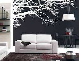 Mega Stunning Tree Branch Removable Wall Art Stickers Vinyl Mural Home Decor Black White Tree Chinese St Home Decor Wall Decor Bedroom Removable Vinyl Wall Art