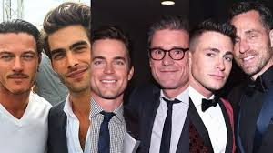 32 Gay Hollywood Couples - YouTube