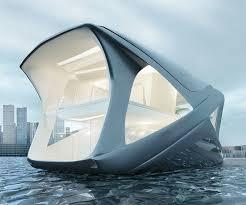 wojciech morsztyn luxury houseboat