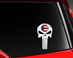 Auto Parts And Vehicles Puerto Rican Flag Boricua Create No1 W Puerto Rico Vinyl Car Decal Sticker 8 Car Truck Graphics Decals