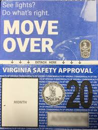 New Virginia Car Inspection Stickers Are Smaller Less Susceptible To Tampering Central Virginia Richmond Com