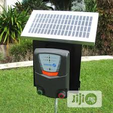 Archive Solar Powered Electric Fence Energizer In Ikeja Solar Energy Crystalhills Tech Hub Jiji Ng For Sale In Ikeja Buy Solar Energy From Crystalhills Tech Hub On Jiji Ng