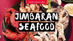 JIMBARAN SEAFOOD EXPERIENCE - YouTube