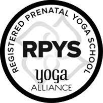 prenatal yoga teacher