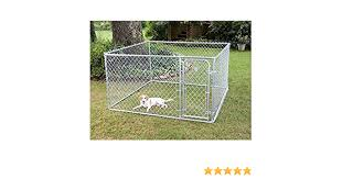 Amazon Com Fencemaster Box Dog Kennel And Dog Pen System Pet Supplies