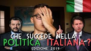 Che cosa succede nella politica italiana? – Edizione 2019 Avanzato ...