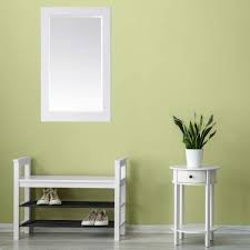 35 solid wood framed mirrors for wall