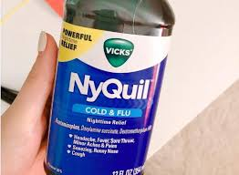 why nyquil gives you crazy dreams