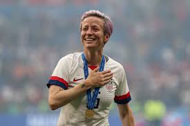 Megan Rapinoe Scores Again, but This Time It's a Book Deal - The New York  Times