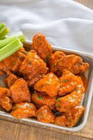 boneless buffalo wings dinner then
