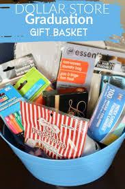 high graduation gift basket