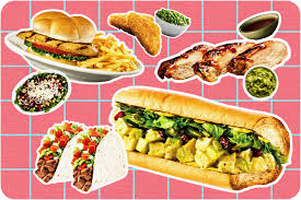 healthiest fast food at every major