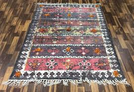 turkish rug kilim rug handmade cotton