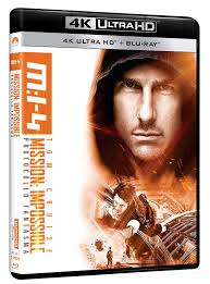 Mission: Impossible - Protocollo Fantasma (4K+Br): Amazon.it: Tom ...