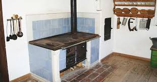 how to install wood burning stove step