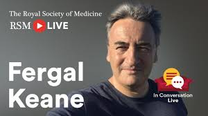 RSM In Conversation Live with Fergal Keane - YouTube