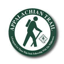 A T Hiker Decal Appalachian Trail Conservancy